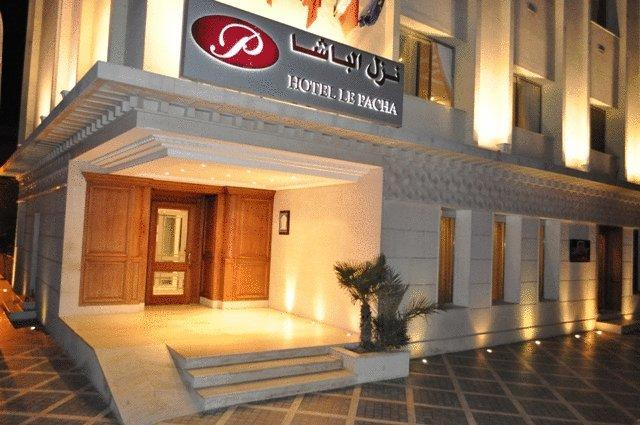 Le pacha hotel tunis